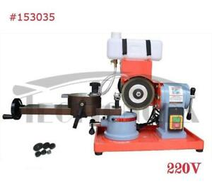 220V Water Injection Electric Circular Saw Blade Sharpener 153035