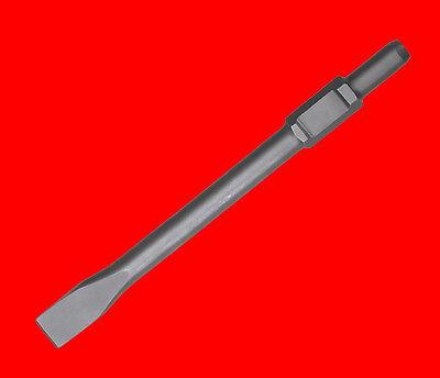400mm Flachmeißel 30mm 6-Kant Aufnahme / Meißel Für Makita Hitachi Bosch Einhell