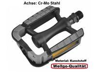 "WELLGO Pedal /""LU-469/"" BMX 1//2 /""schwarz Fahrradpedal  Neu"