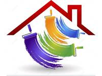 painting and decorating / builders clean / property maintenance
