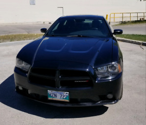 2014 Charger AWD Winter Ready