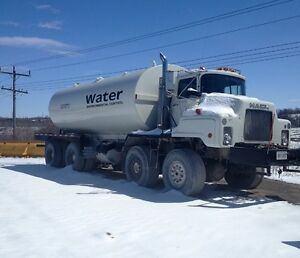 Heavy Duty Water Truck