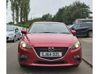 2014 Mazda 3 2.0 SE 5d 118 BHP Hatchback Petrol Manual