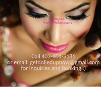 Makeup and Hair for a very REASONABLE price!!
