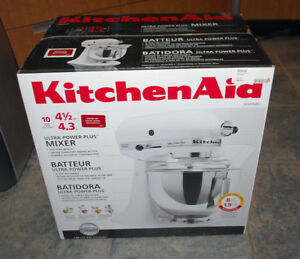 KitchenAid Ultra Power Plus Stand Mixer, Empire Red
