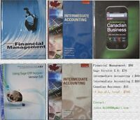 Accounting used book (Business Administration)