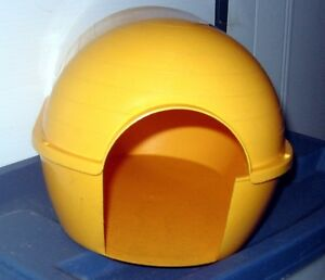 Igloo for pet rats, degus, or hamsters