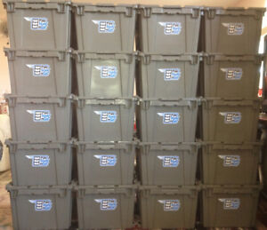 FREE WEEK OF MOVING BINS , MINIMUM OVERDER, MOVERS, PACKERS