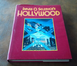David O. Selznick's Hollywood, Oversize Book