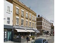 AVAILABLE NOW!! Modern 2 double bedroom flat to rent on Hoxton Street, Islington N1 6SH