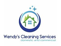 wendy's cleaning services