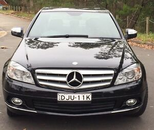 Mercedes Benz C180 kompressor (very LOW kms)Good Condition Beaumont Hills The Hills District Preview