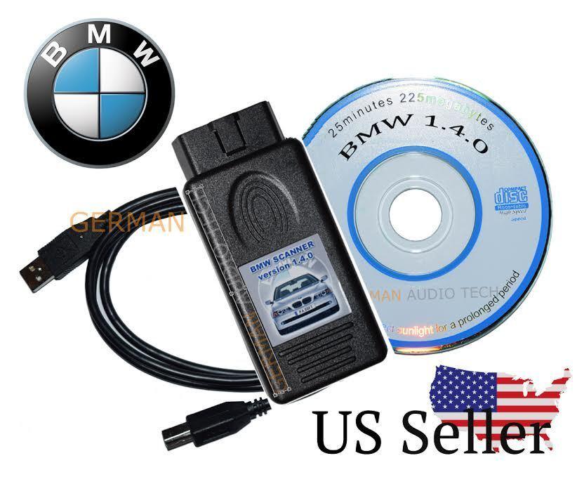 Details about BMW DIAGNOSTIC CODE READER SCANNER 1 4 0 E36 E46 E39 E38 E53  M3 X3 Z3 PA SOFT