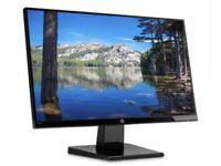 Slim 22inch HP HD UltraSharp Led Widescreen Monitor HDMI, VGA