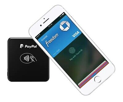 Brand New Contactless Paypal Chip And Tap Credit Card Reader