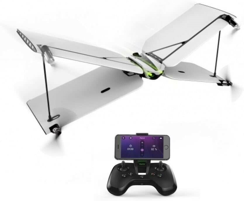 Parrot Swing Drohne Quadrocopter mit Flypad