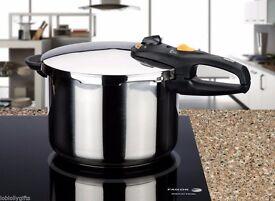 Stainless steel Pressure Cooker very nice