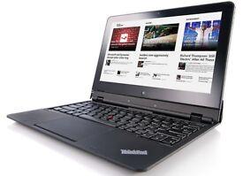 XXMAs OFFER Core i7 3RD GEN Lenovo Helix Thinkpad Tablet 11.6 1.8Ghz 8GB 128GB SSD
