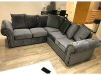 🛒GREAT DEAL   NEW ASHWIN CORNER & 3+2 SOFA IN STOCK🛒COD AVAILABLE