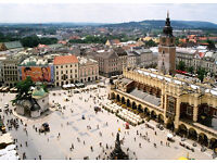 KRAKOW Beautiful Main Square Location Manager Required For Offices & Gallery IT Collector's Company