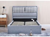 ⭐⭐ King Size Ottoman Beds in Beautiful Design and Solid Ottoman Storage under Bed ⭐⭐