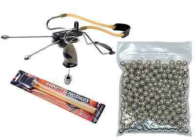 Catapult Kits (Barnett PRO DIABLO Slingshot/Catapult Kit with Band +)