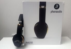 Phonaudio PHN200 Headphones (£169 retail, great sound, offers accepted)