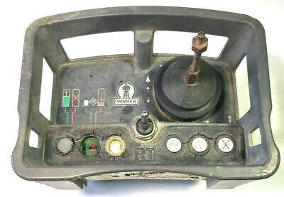 Wacker Rt820 Rt560 Single-joystick Transmitter.  5000117950 Or 0117950