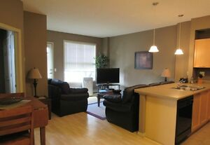 FULLY FURNISHED  ONE  BEDROOM CONDO  AVAILABLE NOV 1 Edmonton Edmonton Area image 4