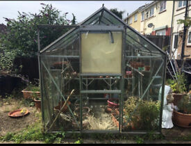 Greenhouse for parts of restoration