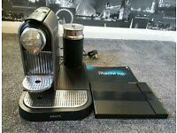 Krups CitiZ Nespresso Coffee Machine