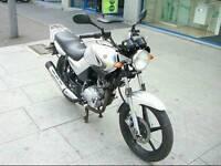 Yamaha ybr125 2007 learner 125cc motorbike