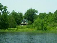 ONTARIO WATERFRONT YEAR ROUND COUNTRY HOME