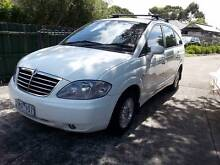 Immaculate 2012 Ssangyong Stavic People Mover - Manual Carrum Downs Frankston Area Preview