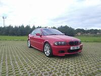 BMW 330ci M Sport // Imola Red // 2002 // 100K miles // Offers