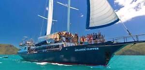 Whitsundays Cruise x 2