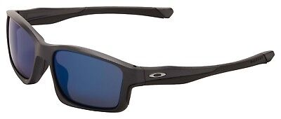 Oakley MPH Chainlink Sunglasses OO9247-20 Matte Steel   Ice Iridium Lens   BNIB