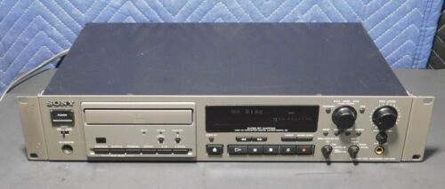 Sony CDR-W33 Professional CD Recorder Player
