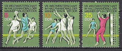 DDR 1974 Mi. Nr. 1928-1930 Postfrisch ** MNH