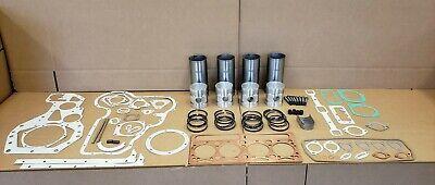 Massey Ferguson In-frame Engine Overhaul Kit - Perkins A4.203 65 365 Cast Liner