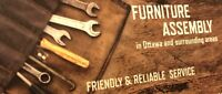 FURNITURE ASSEMBLY /  FURNITURE ASSEMBLY SERVICES