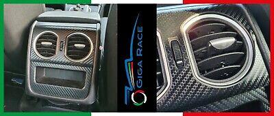 alfa romeo 159 adesivi sticker decal tunnel centrale posteriore tuning carbon