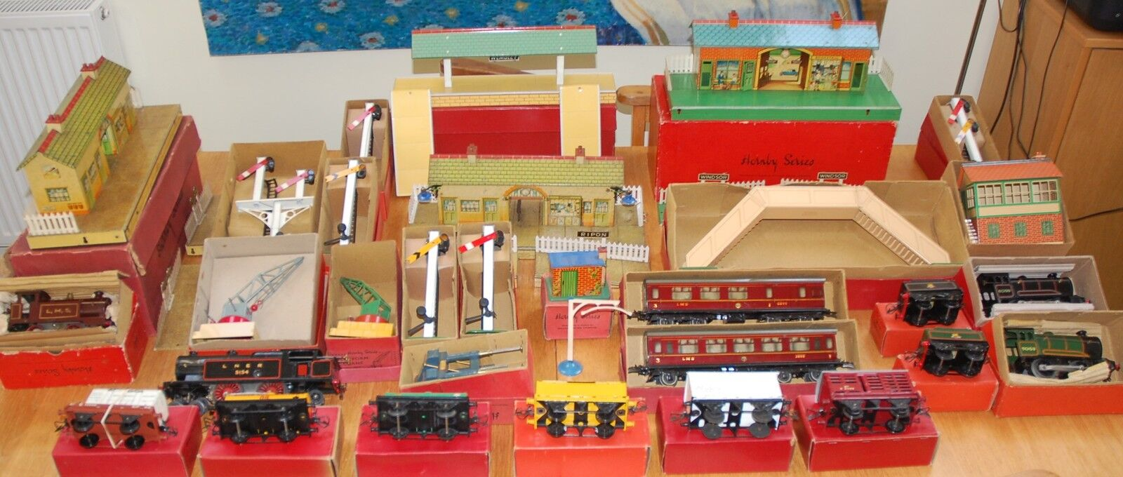 THE GOLDEN AGE OF HORNBY