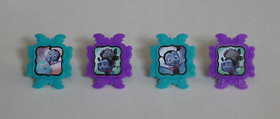 12 Disney Vampirina Cupcake Rings Topper Birthday Party Good