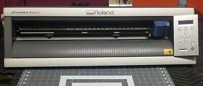 Roland Camm-1 Servo Gx-24 24 Desktop Vinyl Plotter Cutter