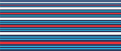 Racing Stripes Decals Decal Martini Racing Style
