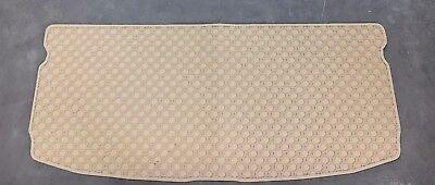 Lengenfelder Kofferraum-Gummimatte für Mercedes CLK W209 C209 CABRIO BEIGE + NEU