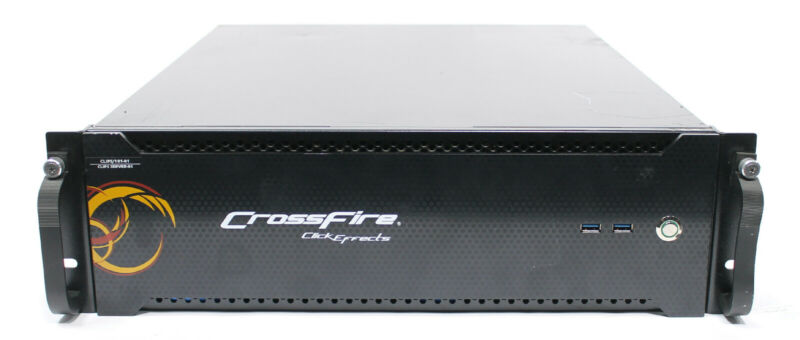 ChyronHego ClickEffects CrossFire Digital Sign Controller / Broadcast Server
