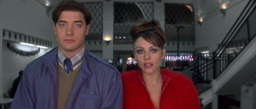 Bedazzled - The Devil (Elizabeth Hurley) Movie Screen Test Worn Costumes / COA