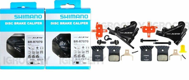 Shimano 105 BR-R7070 Flat-Mount Brake Caliper front//rear Set NIB